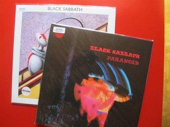 2x BLACK SABBATH LPS NEW - Basel - 2x BLACK SABBATH LPS NEW - Basel