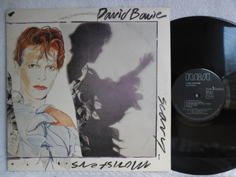 DAVID BOWIE - SCARY MONSTERS - RCA BOW LP 2