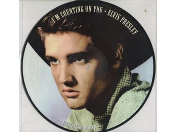 Bild LP Elvis Presley-I'm Counting On You