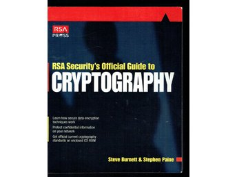RSA Security's Official Guide to Cryptography +CD Svårfunnen