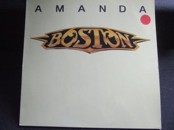 MAXI 12:A - BOSTON. Amada/My Destination. 1986