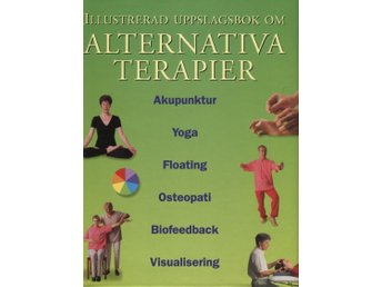 ALTERNATIVA TERAPIER - Akupuntur, Yoga, Floating, Osteopati, Biofeedback, m.fl
