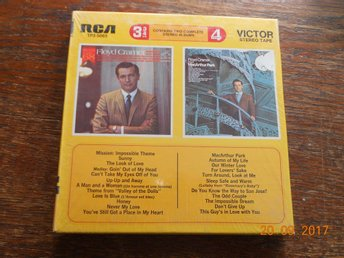 FLOYD CRAMER, REEL-TO-REEL RULLBAND RCA USA 1968 NY!