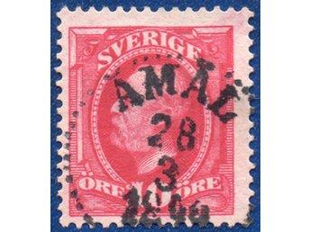 F54 ÅMÅL 1899.03.28 (10745) MG - Luleå - Facit nr: 54Ort: ÅMÅL Datum: 1899.03.28Landskap: Dalsland (DAL)Facit Värde: 2 (Facit SC 2018)Postal Värde: 10 (Postal IX)Objektnummer: 10745GARANTI:Alltid full returrätt oberoendeorsak inom 10 dagar!Läs 'mer info' under fraktLycka till, vi  - Luleå