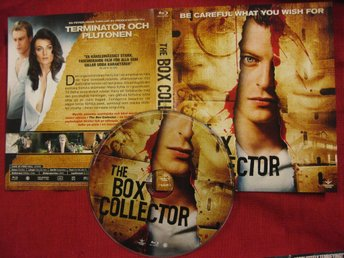 THE BOX COLLECTOR - BLU-RAY UTAN PLASTFODRALET