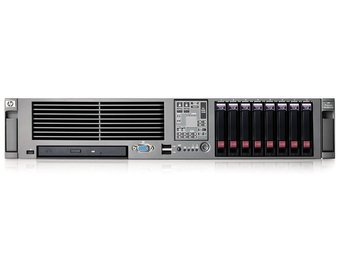 HP DL380 G5 rack server