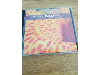 CD Superballadsclub 9