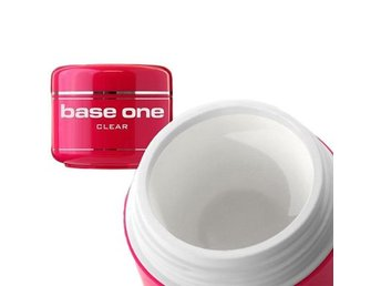 Silcare - Base One - Builder - Clear - 15 gram