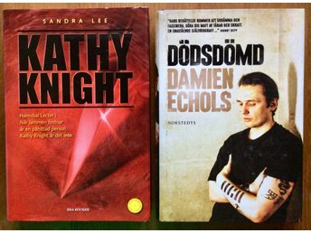 Böcker x 2: Kathy Knight & Damien Echols (True Crime)