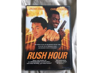 Rush Hour - DVD - Svensk text