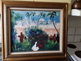 oljemålningar till salu