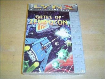 GATES OF ZENDOCON ATARI LYNX *NYTT*