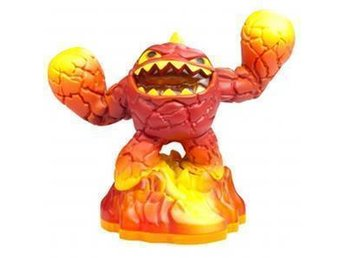 Skylanders Giants Eruptor LightCore NY!