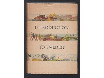 Andersson, Ingvar: Introduction to Sweden.