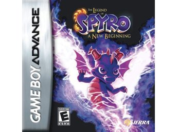 Spyro: A New Beginning - Gameboy Advance