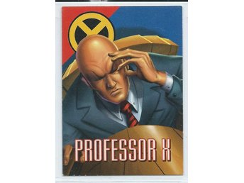 MARVEL X-MEN  SAMLARKORT - PROFESSOR X