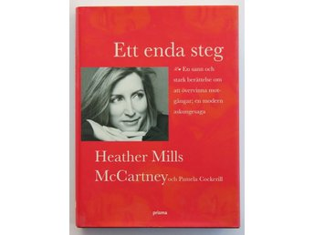Heather Mills McCartney - Ett enda steg