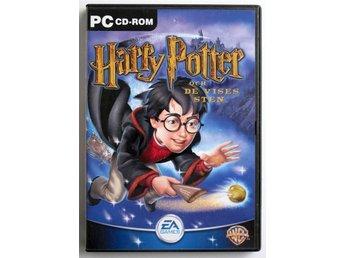 Harry Potter Och De Vises Sten - PC spel - Helsingborg - Harry Potter Och De Vises Sten - PC spel - Helsingborg
