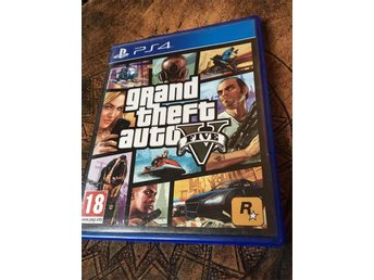 GTA 5 V PS4 Playstation 4 Grand Theft Auto Rockstar Red Dead Redemption - örebro - GTA 5 V PS4 Playstation 4 Grand Theft Auto Rockstar Red Dead Redemption - örebro