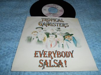 Tropical Gangsters - Everybody Salsa! (si) VG++/VG++