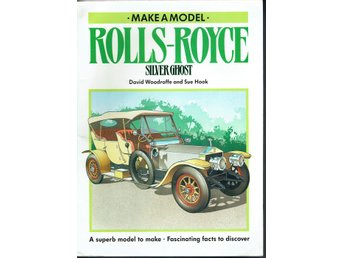 Make a model - Rolls-Royce Silver Ghost (ENG)