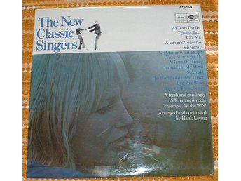 2 LP - The New Classic Singers och The Serendipity Singers