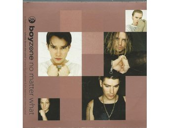 BOYZONE - NO MATTER WHAT  (CD MAXI/SINGLE )