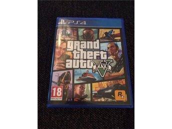 GTA V, PS4 - Upplands Väsby - GTA V, PS4 - Upplands Väsby