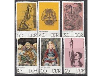 DDR 1970. Mnr: 1607-12 ** - Njurunda - DDR 1970. Mnr: 1607-12 ** - Njurunda