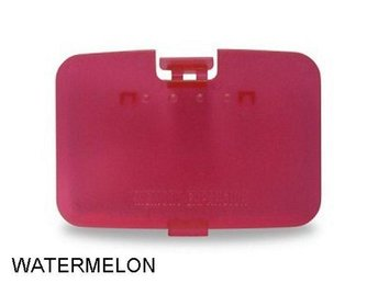 Lucka till Nintendo 64 (Watermelon/Red)