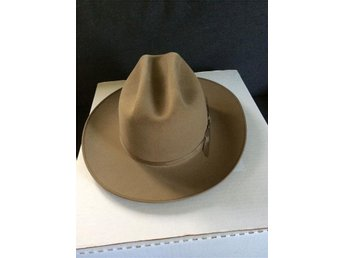 "STETSON ""The Open Road"" WESTERN hatt"