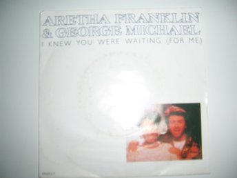 ARETHA FRANKLIN&GEORGE MICHAEL I Knew You Were Waiting (For Me)