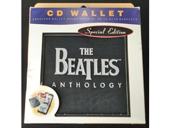 CD Wallet,Special edition,The Beatles Anthology