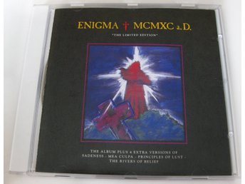"Enigma – MCMXC a.D. ""The Limited Edition"" / NM-"