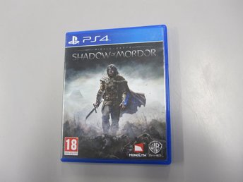 Middle-Earth - Shadow of mordor - PS4