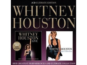 Houston Whitney: Ultimate edition 1983-2009 (2 CD)