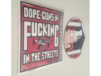 Various – Dope-Guns-'N-Fucking In The Streets Volume Thirteen CD(Bra noise rock)