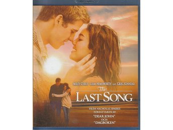 The Last Song (Miley Cyrus) 2010 - Blu-Ray