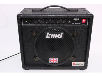 "Kmd Gs-45 1x10"" Solid State Guitar Amp With Celestion G10S-50, 10"" Speaker"