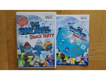 Nintendo Wii: The Smurfs Dance Party