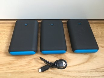 Powerbank 3x7800mAH