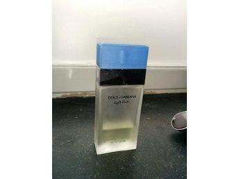 Dolce & Gabbana Light Blue 50 ml begagnad