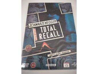 DVD: Schwarzenegger TOTAL RECALL Comic Book COVER Edition NY