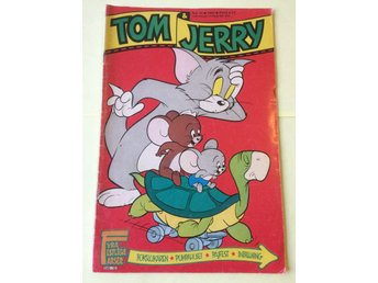 Tom & Jerry nr 10 från 1981
