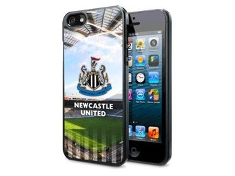 Newcastle United Iphone-5-skal 3D