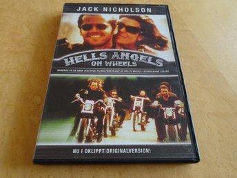 Hells Angels on wheels - Jack Nicholson - UTGÅTT - Södertälje - Hells Angels on wheels - Jack Nicholson - UTGÅTT - Södertälje