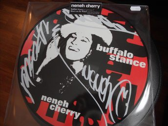 Maxi Neneh Cherry - Buffalo stance Pic Disc