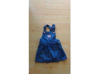 Jeans klänning hello kitty stl 74 - Vrena - Jeans klänning hello kitty stl 74 - Vrena
