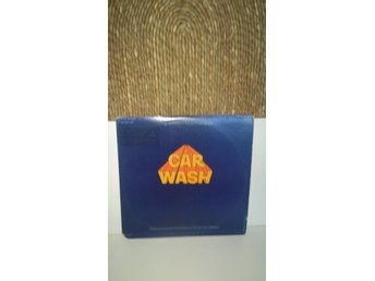 Car Wash, Original Motion Picture Soundtrack, vinyl LP - Kungshamn - Car Wash, Original Motion Picture Soundtrack, vinyl LP - Kungshamn