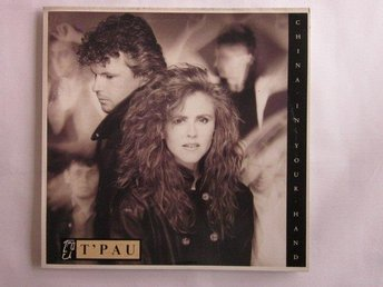"T'Pau -China in your hand 12"" Germany 1987"